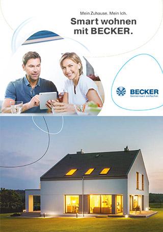 Prospekt Hausautomatisierung