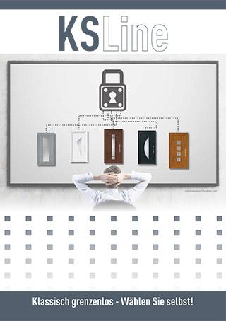 Prospekt Kunststoff-Haustüren