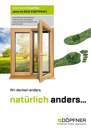 Prospekt Döpfner ECO-Footprint